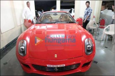 Sharman Joshi to drive Sanjay Datts Ferrari 599 GTB in film Ferrari Ki Sawaari | CarTrade.com