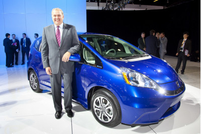 2013 Honda Fit EV rated with the highest MPGe rating by EPA | CarTrade.com