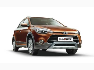 Hyundai i20 Active có giá 601 triệu đồng tại Hyundai Giải Phóng