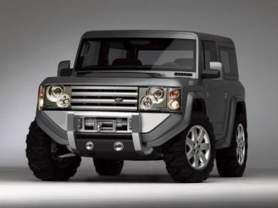 Land Rover to showcase concept of Defender SUV at Frankfurt | CarTrade.com