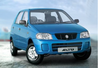Maruti Alto becomes bestselling car in the world for consecutive second year in 2011 | CarTrade.com
