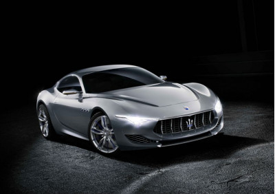 Maserati Alfieri Concept  - Winner of concept car of the year, set for production in 2017 | CarTrade.com