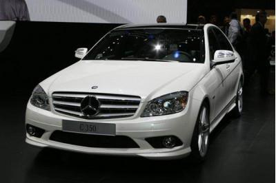 Mercedes Launches the New, Stylish C-Class Sedan | CarTrade.com