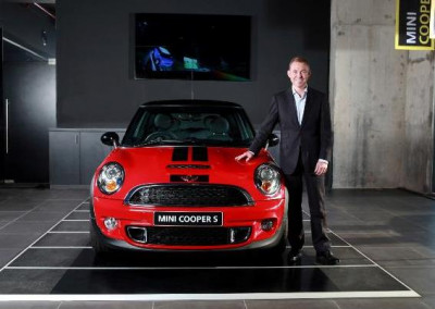 Infinity Cars opens India