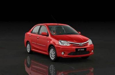 Toyota recalls 41,000 units of Etios cars in India to replace filler hose | CarTrade.com