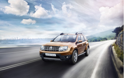 India-bound Renault Duster facelift introduced in Brazil | CarTrade.com
