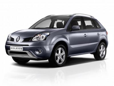 Renault Koleos recalled in China sue to faulty steering | CarTrade.com
