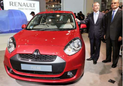 Auto Expo 2012: Renault revealed the price of its new model, Pulse | CarTrade.com