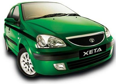 Tata unveils new Indica e-Xeta 2011 in petrol and LPG | CarTrade.com