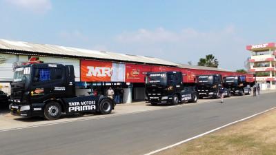 T1 Prima truck racing