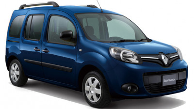 updated renault kangoo zen hits japanese roads cartrade. Black Bedroom Furniture Sets. Home Design Ideas