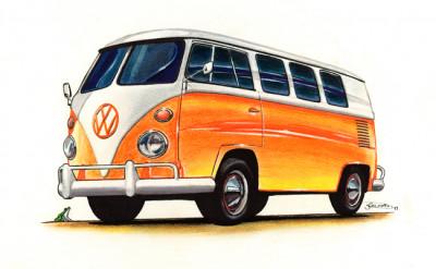 Volkswagen plans to reprise the iconic Camper Van | CarTrade.com