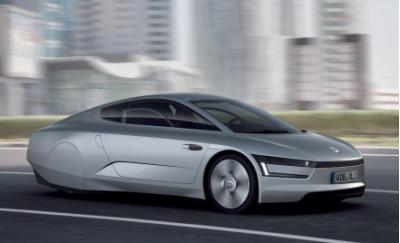Volkswagens XL1 concept delivers unbelievable fuel economy of 111 km per liter! | CarTrade.com