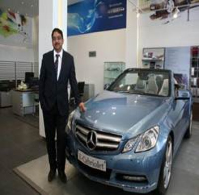 The First Dealership of Mercedes-Benz in Madhya Pradesh pic 2
