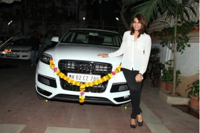 Bollywood Stars And Audi Cars In India CarTrade Blog - Audi car in india
