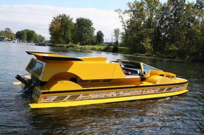 Top 10 Amphibious Cars | CarTrade Blog