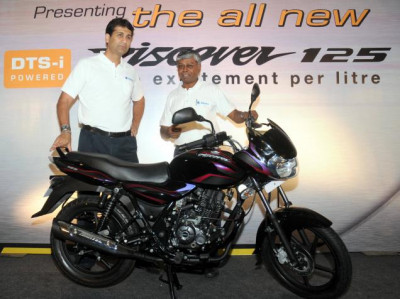 Bajaj Auto launches new Discover in India | CarTrade.com