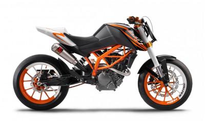 bajaj ktm duke 125cc in india