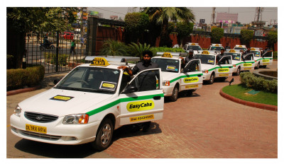 EasyCabs 43434343 becomes the largest Radio Taxi Service provider for NOIDA-UP | CarTrade.com