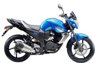 Yamaha FZ-S with New Colour Options   CarTrade.com
