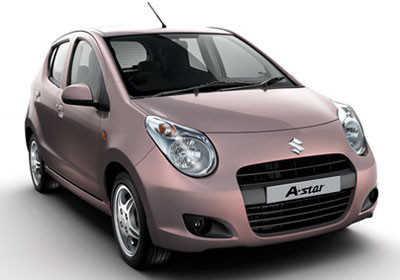 Europe Gets Maruti A-Star from India | CarTrade.com