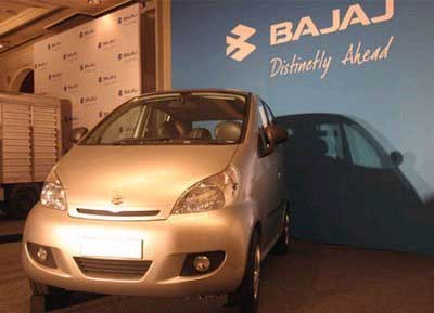 Bajajs Ultra Cheap Car Delayed   CarTrade.com
