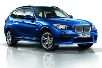 BMW displays new X1 M Sport package | CarTrade.com