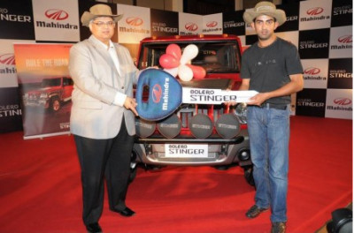 Mahindra Bolero Stinger Unveiled | CarTrade.com