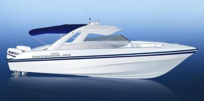 Mahindra Odyssea unveils fibreglass power boats at Mumbai | CarTrade.com