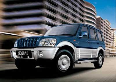 New Mahindra Scorpio for the Indian Customers | CarTrade.com