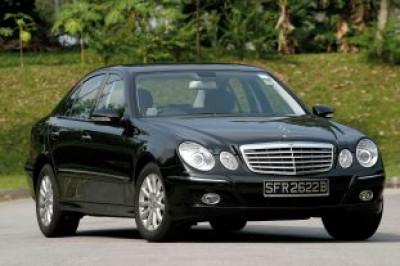 New Mercedes E-Class for the Indian Market | CarTrade.com