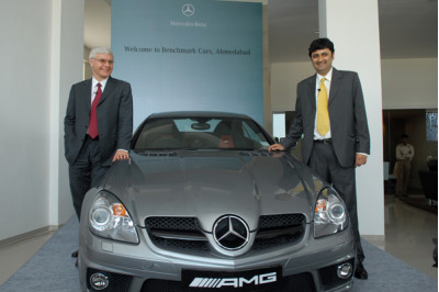 Mercedes-Benz India opens State-of-the-art luxury dealership and authorised service center in Ahmedabad | CarTrade.com