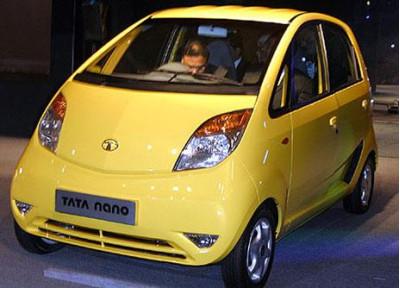 Nano Unveiled at Vibrant Gujarat Summit in India   CarTrade.com