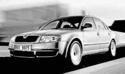 Skoda Superb on March 10 | CarTrade.com