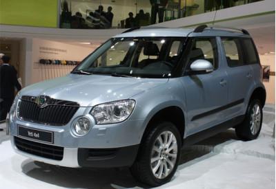 Skoda India posts a sales jump of 135% in December 2010 | CarTrade.com