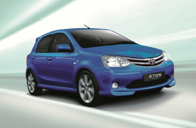 Toyota Hatchback Model to be Named as Etios Liva | CarTrade.com