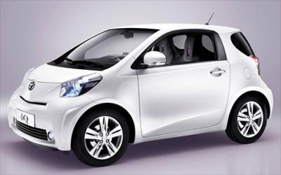 Small Car from Toyota | CarTrade.com