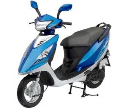 New Scooty Streak in India from TVS | CarTrade.com