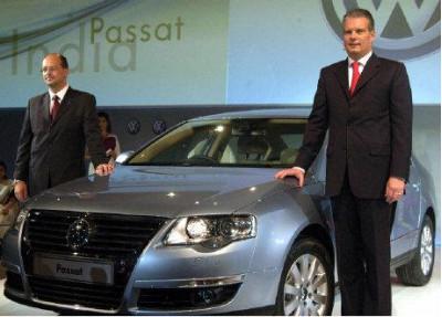 Volkswagen Optimistic About Indian Car Market   CarTrade.com