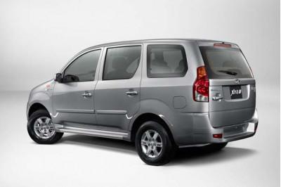 Mahindra Xylo MPV Coming Up with ABS   CarTrade.com