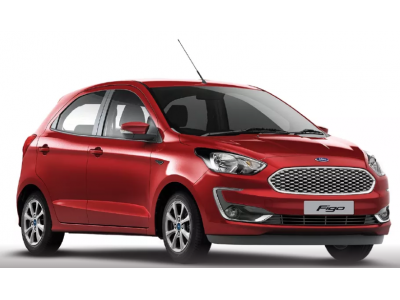 Ford Figo Images