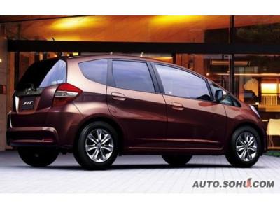 New Honda Jazz/Fit Facelift Coming Up  | CarTrade.com