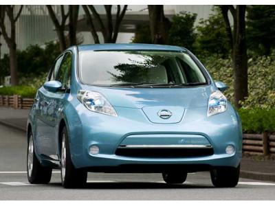 Nissan Leaf wins 2011 World Car of the Year award   CarTrade.com