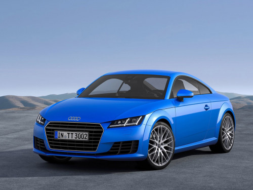 New Audi TT coupe launching in India today | CarTrade.com