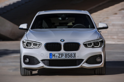 BMW 1 Series facelift launching soon | CarTrade.com