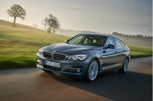 BMW 3 Series GT facelift ra mắt |  CarTrade.com