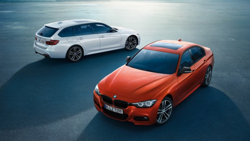 Also available for the 3 Series Touring
