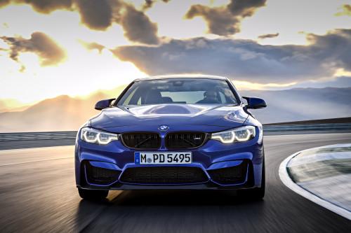 BMW M4 CS revealed at the Shanghai Motor Show   CarTrade.com