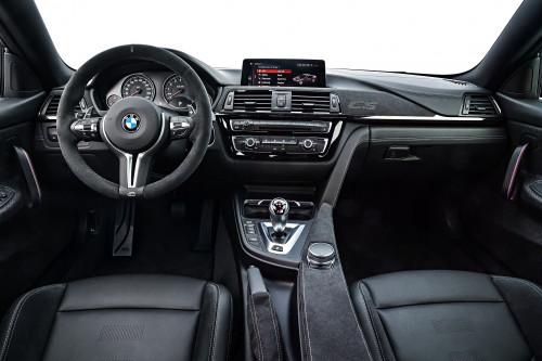 BMW M4 CS revealed at the Shanghai Motor Show
