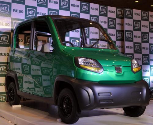 Bajaj RE60 launch date  25th September 2015